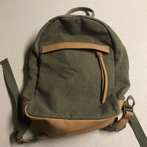 Universal Thread Canvas Backpack